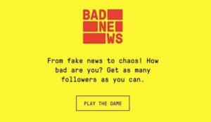 Bad News: Ένα βιντεοπαιχνίδι όπου γίνεσαι μεγιστάνας των »fake news»   Pagenews.gr