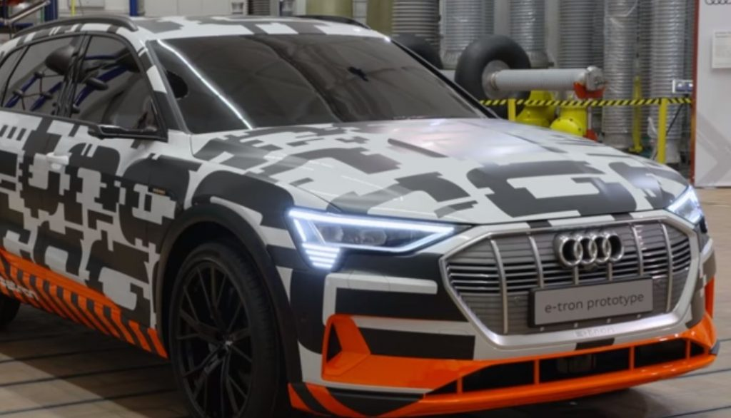 Audi: Ξεκινά την παραγωγή του e-tron | Pagenews.gr