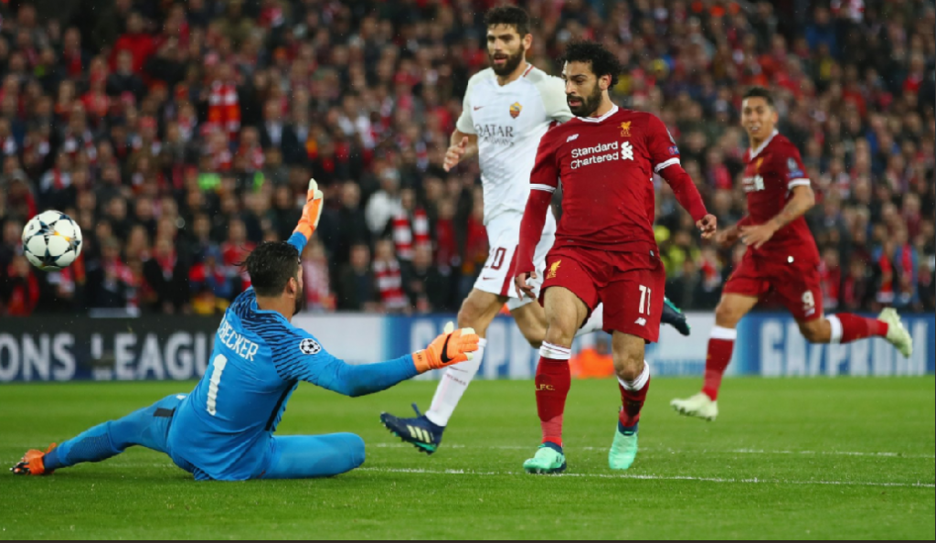 Champions League: This is… Salah! | Pagenews.gr