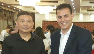 Γιώργος Καραμέρος: Οι Κινέζοι αγκαλιάζουν τα βόρεια προάστια   Pagenews.gr