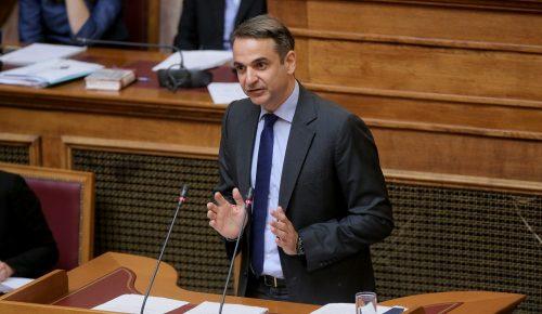 Μητσοτάκης: Το σχέδιό μας για ανάπτυξη ισοδυναμεί με 600.000 νέες θέσεις εργασίας | Pagenews.gr