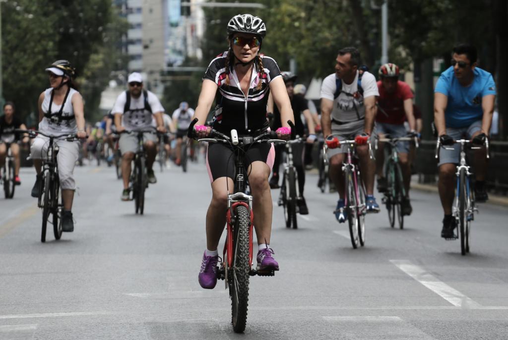 Ποδηλατικός Γύρος Αθήνας: Αυτές είναι οι διαδρομές   Pagenews.gr