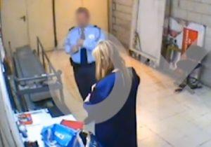 Η πρόεδρος της περιφέρειας Μαδρίτης συνελήφθη να κλέβει καλλυντικά (vid) | Pagenews.gr