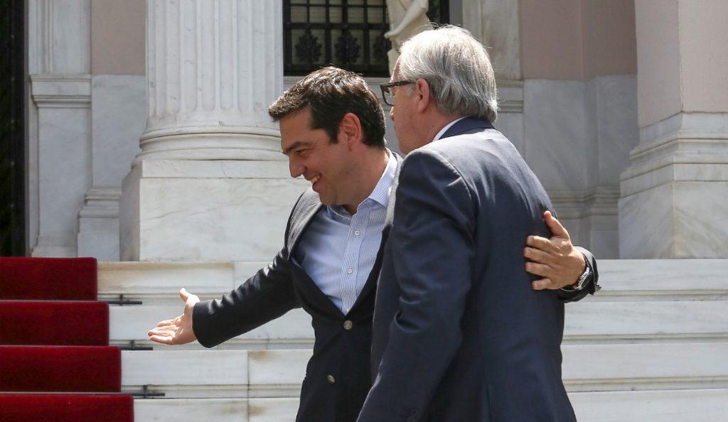 Στην Αθήνα ο  Γιούνκερ – Ποιους θα συναντήσει | Pagenews.gr