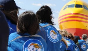 Το 3ο Plane Pull στην Ελλάδα για «το Χαμόγελο του Παιδιού» | Pagenews.gr