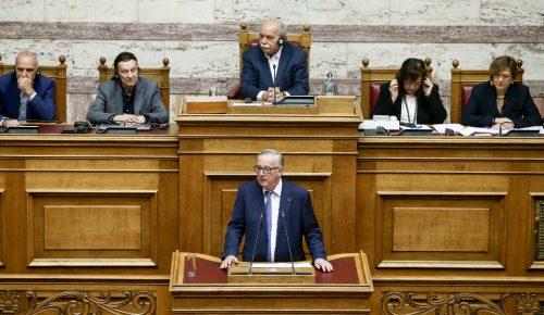 Ο Γιούνκερ στην Βουλή, η Δημοκρατία στο απόσπασμα…   Pagenews.gr