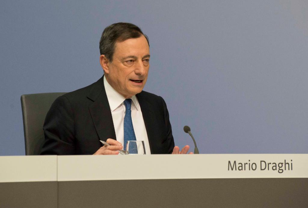 Αμετάβλητα τα επιτόκια αποφάσισε η ΕΚΤ | Pagenews.gr