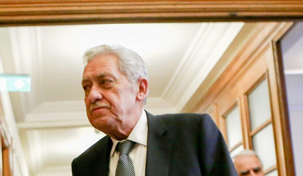 Φώτης Κουβέλης: Στη Βουλή η ρύθμιση για τους Έλληνες στρατιωτικούς | Pagenews.gr