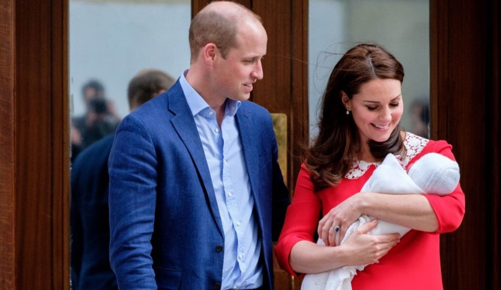 Αυτό είναι το όνομα του μικρού πρίγκιπα της Κέιτ και του Γουίλιαμ | Pagenews.gr