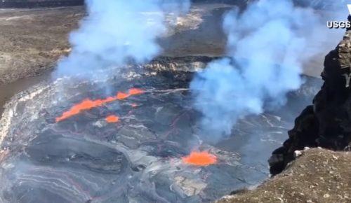 Χαβάη: Εκκενώνονται σπίτια λόγω ηφαιστείου (vid) | Pagenews.gr