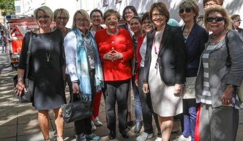CDU: Γιόρτασε τα 70 χρόνια της οργάνωσης γυναικών   Pagenews.gr