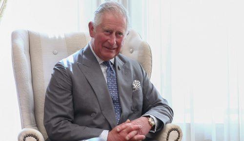 Στον Αρχιεπίσκοπο ο πρίγκιπας Κάρολος   Pagenews.gr
