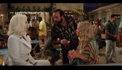 Ο Πάνος Μουζουράκης στο τρέιλερ του «Mamma Mia» (vid)   Pagenews.gr