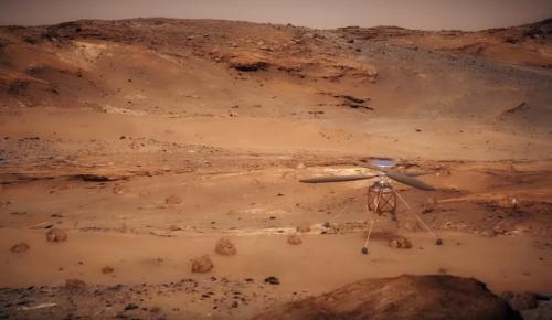 Nasa: Μία τρομερή αμμοθύελλα στον Άρη απειλεί το Opportunity | Pagenews.gr