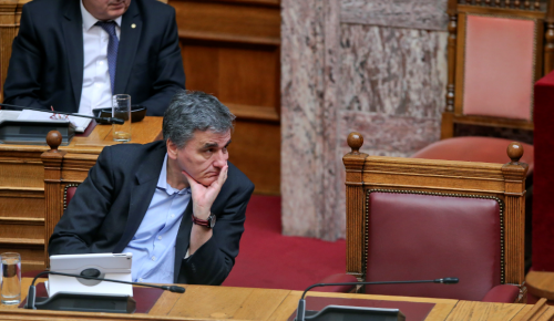 Handelsblatt: Ο Τσακαλώτος ίσως απογοητευτεί στο Eurogroup | Pagenews.gr