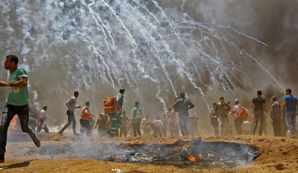 Λωρίδα της Γάζας: Τρεις νεκροί και 30 τραυματίες από πυρά Ισραηλινών στρατιωτών | Pagenews.gr