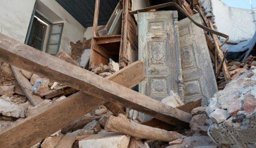 Λέσβος: Ένας χρόνος από τον καταστροφικό σεισμό που ισοπέδωσε τη Βρίσα | Pagenews.gr