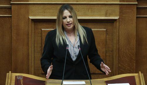 Γεννηματά για Σκοπιανό: Ο Ζάεφ μίλησε για «Έλληνες» και «Μακεδόνες» | Pagenews.gr