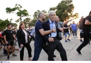 Η επίθεση στον δήμαρχο και το αυγό του φιδιού στην Θεσσαλονίκη   Pagenews.gr