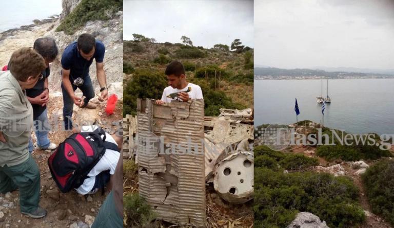 Χανιά: Εντοπίστηκαν ανθρώπινα οστά στη νησίδα Θεοδωρού (pics)   Pagenews.gr