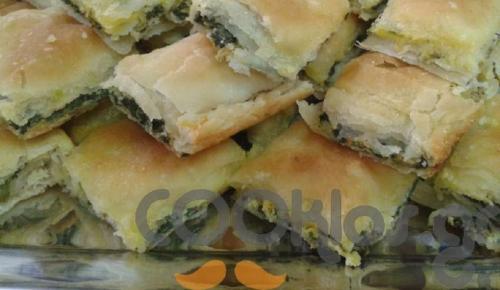 Η συνταγή της ημέρας: Χορτόπιτα μυρωδάτη | Pagenews.gr