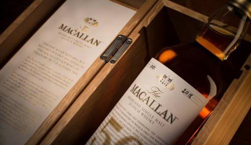 Νέο ρεκόρ: Δύο φιάλες ουίσκι Macallan 60 ετών πουλήθηκαν για 2 εκατομμύρια δολάρια | Pagenews.gr
