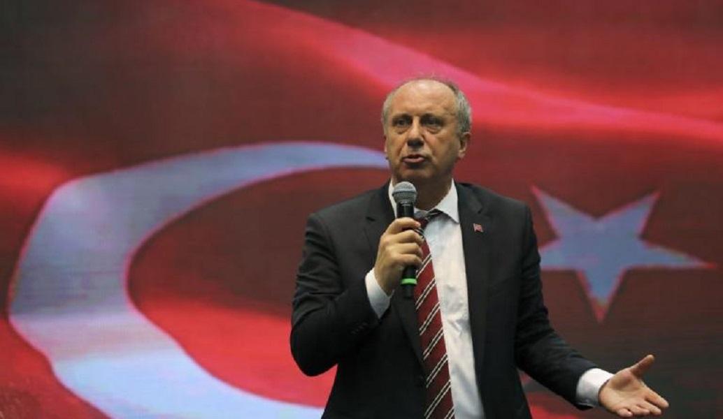 Εκλογές στην Τουρκία: Ο Ιντζέ προκαλεί τον Ερντογάν σε τηλεμαχία | Pagenews.gr