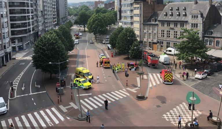 Συναγερμός στο Βέλγιο: Νεκροί από πυροβολισμούς στη Λιέγη (pics)   Pagenews.gr
