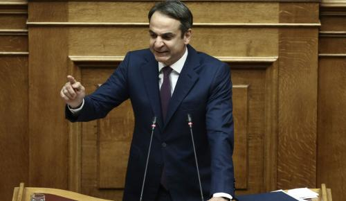 Πυρά Μητσοτάκη κατά Τσίπρα: Εσείς κάψατε την Αθήνα το 2008 | Pagenews.gr