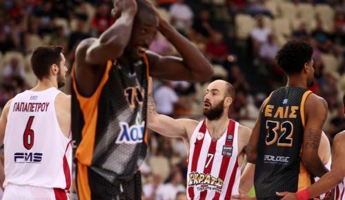 Basket League: Δύσκολη νίκη ο Ολυμπιακός με Προμηθέα   Pagenews.gr