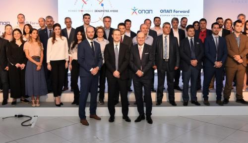 «ΟΠΑΠ Forward»: 21 μικρομεσαίες επιχειρήσεις στον δεύτερο κύκλο του προγράμματος | Pagenews.gr