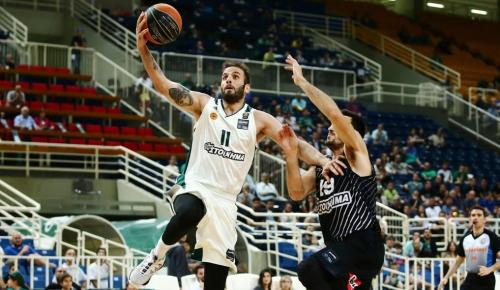 Basket League: Άνετη νίκη ο Παναθηναϊκός με ΠΑΟΚ   Pagenews.gr