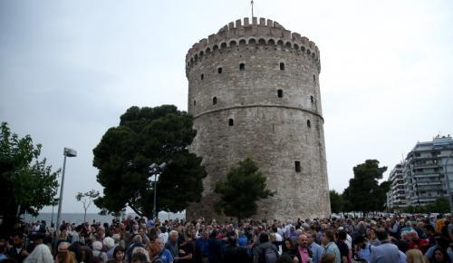 Θεσσαλονίκη: Συγκέντρωση συμπαράστασης στον Γ. Μπουτάρη (pics) | Pagenews.gr