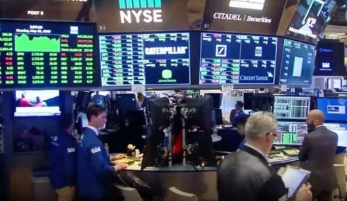 Wall Street: Μίνι «κραχ» – Ο Dow Jones έκλεισε με πτώση 831,83 μονάδων   Pagenews.gr