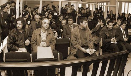 29 Ιουνίου 2002, λιμάνι του Πειραιά: «Υπουργέ, έχουμε τη 17 Νοέμβρη» | Pagenews.gr