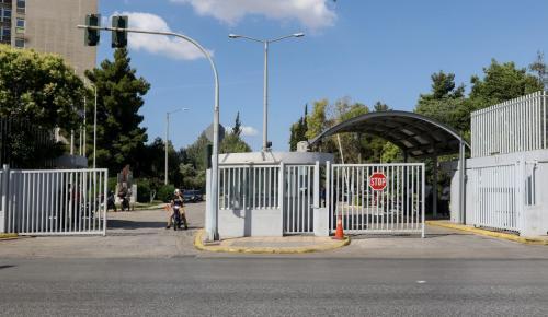 Μητσοτάκης: Η κυβέρνηση προστατεύει τον Ρουβίκωνα   Pagenews.gr
