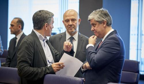 Eurogroup: Ικανοποίηση της ελληνικής κυβέρνησης για τη συμφωνία | Pagenews.gr