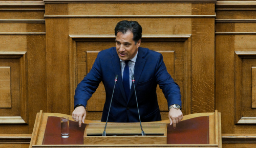 Πολυνομοσχέδιο: Καταπέλτης ο Άδωνις Γεωργιάδης: «Είστε τεράστιοι πολιτικοί απατεώνες» | Pagenews.gr