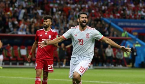 Μουντιάλ 2018: Ιράν – Ισπανία 0-1 | Pagenews.gr
