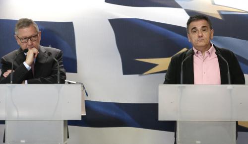 Κλάους Ρέγκλινγκ: «Δεν θα υπάρξει νέο μνημόνιο» | Pagenews.gr
