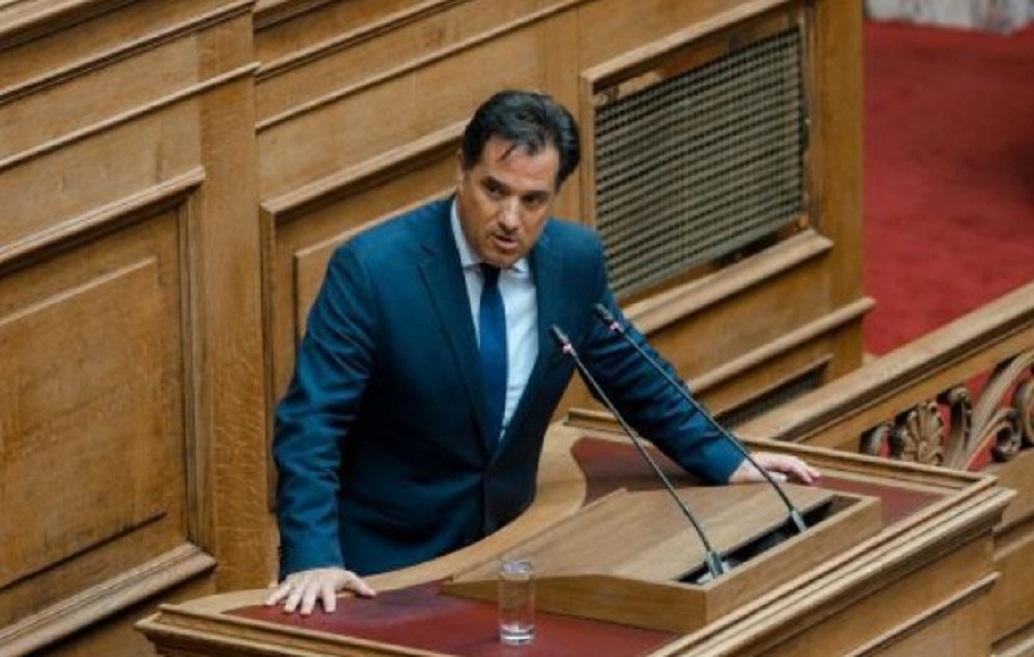 Ο Άδωνις Γεωργιάδης εξαπέλυσε επίθεση κατά του ΣΥΡΙΖΑ | Pagenews.gr