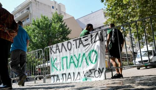 Παύλος Γιαννακόπουλος: Πλήθος κόσμου στην Μητρόπολη για το ύστατο χαίρε (pics)   Pagenews.gr
