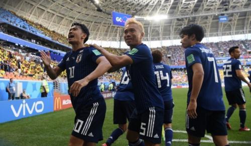Μουντιάλ 2018: Κολομβία – Ιαπωνία 1-2 | Pagenews.gr
