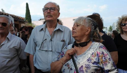 Ντίνος Καρύδης: Υπέστη έμφραγμα σε συλλαλητήριο για τη Μακεδονία | Pagenews.gr