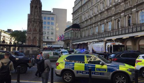 Λονδίνο: Εκκενώθηκε σιδηροδρομικός σταθμός – Άνδρας απειλούσε ότι έχει βόμβα (pics&vid)   Pagenews.gr