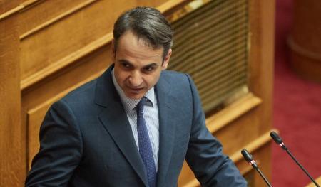Μητσοτάκης: Η χώρα χρειάζεται πολιτική αλλαγή, πολιτική επανεκκίνηση | Pagenews.gr