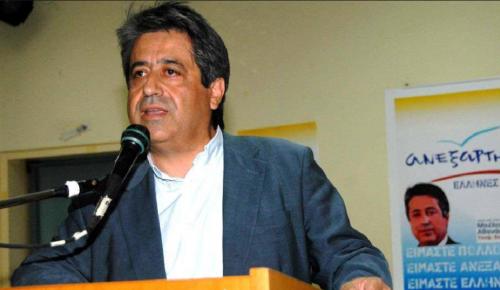 Ανεξάρτητοι Έλληνες: Αποχώρησε το ιδρυτικό στέλεχος Αθανάσιος Μπέλτσος | Pagenews.gr