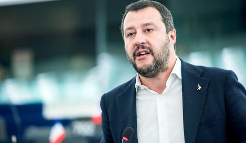Σαλβίνι για μεταναστευτικό: Η Ευρώπη στηρίζει την πολιτική μου | Pagenews.gr