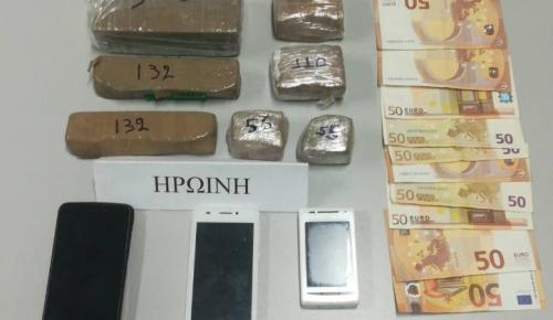 Έφερναν ναρκωτικά από τη Βουλγαρία – Τα έκρυβαν σε πινακίδες στην Εγνατία | Pagenews.gr