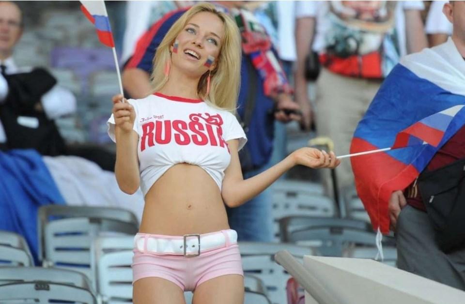 Natali Nemchinova: Η πιο όμορφη Ρωσίδα φίλαθλος είναι… πορνοστάρ (pics) | Pagenews.gr